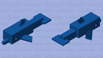 Shark Minecraft Mob Skin