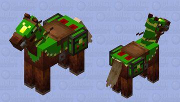 Snake Horse Updated Minecraft Mob Skin