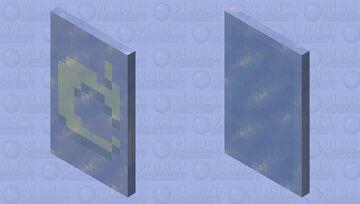 Frozen Apple cape Minecraft Mob Skin