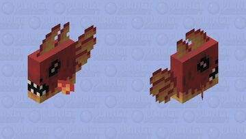 The Fish From Hell Minecraft Mob Skin