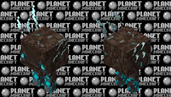 SoulSand Strider (Fixed) (warm) Minecraft Skin