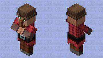 The Lumberjack (Retexture) Minecraft Mob Skin
