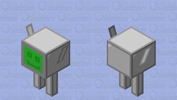Brick Bot Beta 1.0 Minecraft Mob Skin