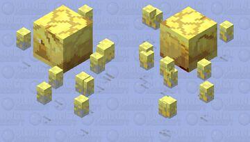 Beginner Blaze Minecraft Mob Skin