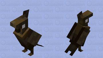 Totally a Bat Minecraft Mob Skin