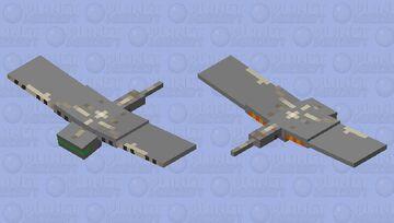 Drone Minecraft Mob Skin
