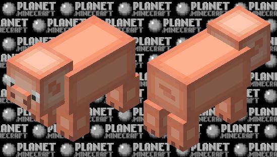 peg Minecraft Skin
