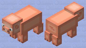 peg Minecraft Mob Skin
