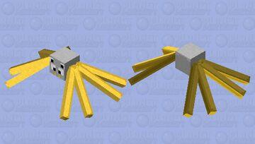 Fryder (Earthpack Spider) Minecraft Mob Skin