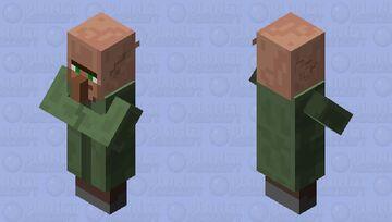 Elve Minecraft Mob Skin