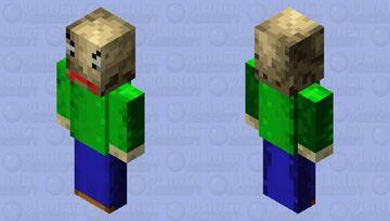 Baldi (1000 submission) Minecraft Mob Skin