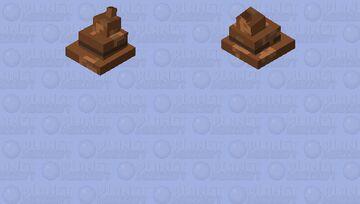 Hogwarts Sorting Hat Minecraft Mob Skin