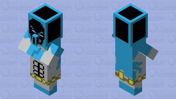 bat villager (classic) Minecraft Mob Skin