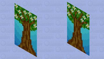 New Life, Spring Flowers Minecraft Mob Skin