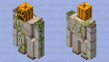 Better Iron Golem Minecraft Mob Skin