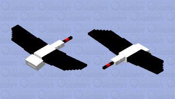 plane Minecraft Mob Skin