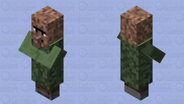 shiny boi Minecraft Mob Skin