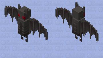 Vampire Bat (POPREEL) Minecraft Mob Skin