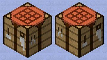 Disguised Shulker Minecraft Mob Skin