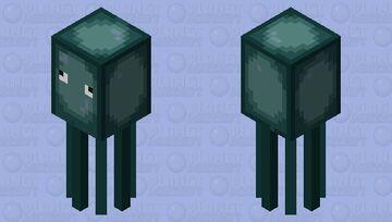 Squid / ReTextured 1 Minecraft Mob Skin
