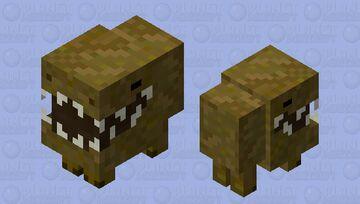 Desert Hunger Minecraft Mob Skin
