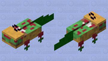 Tacodile Minecraft Mob Skin