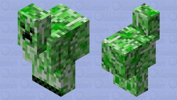 Chicken creeper (I'm not sorry) Minecraft Mob Skin