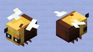 sans bee(very bad graphics) Minecraft Mob Skin