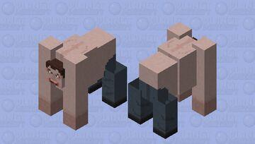 Tank (Left 4 Dead) Minecraft Mob Skin