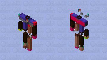 Error code: mp3w5mol70iw Minecraft Mob Skin