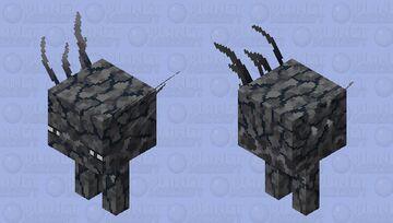 сухой Minecraft Mob Skin