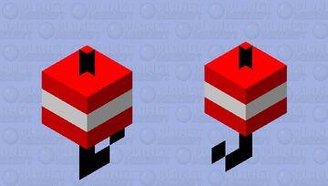 tnt Minecraft Mob Skin