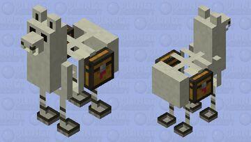 a-llama-nation Minecraft Mob Skin