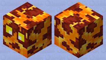 Magma Cube [Reskin] Minecraft Mob Skin