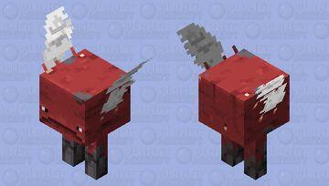 When striders fly... Minecraft Mob Skin
