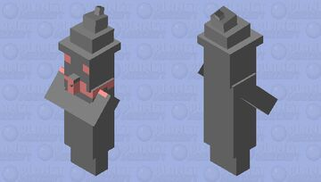 Robo Which Minecraft Mob Skin