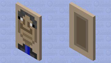 Obama cape Minecraft Mob Skin