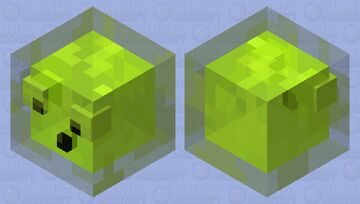 better slime Minecraft Mob Skin
