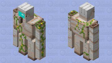 Sus golem Minecraft Mob Skin