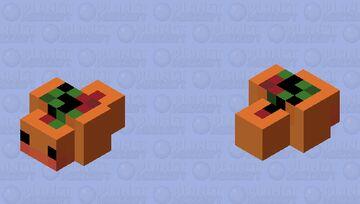 ~+  ❤️smol cute taco silverfish❤️  +~ Minecraft Mob Skin