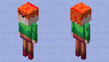 Pico [Remasterd] Minecraft Mob Skin