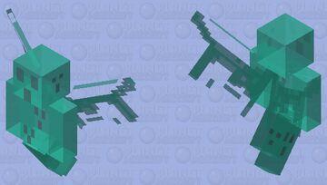 Soul vex Minecraft Mob Skin