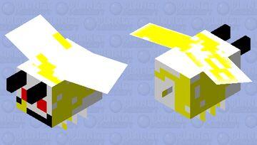 demon bee Minecraft Mob Skin