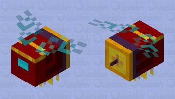 Dream Vault Guardian Drone Minecraft Mob Skin