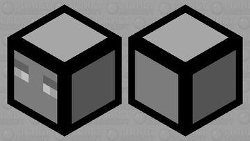 cartoon magma cube Minecraft Mob Skin