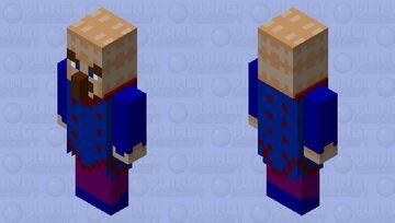 Sauvager Minecraft Mob Skin