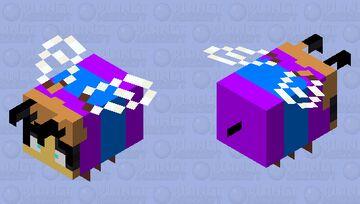bee frisk Minecraft Mob Skin