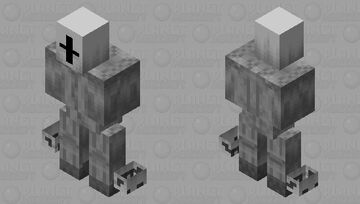 Mag Grunt / base model for Mag / From: madness combat / remade Minecraft Mob Skin