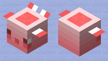 *~.jelly puff.~* Minecraft Mob Skin