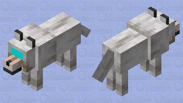 Sus dog Minecraft Mob Skin